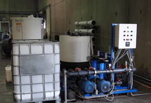 Reverse Osmosis Membrane Cleaning (Off-Site)