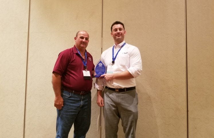 AWC wins vendor award